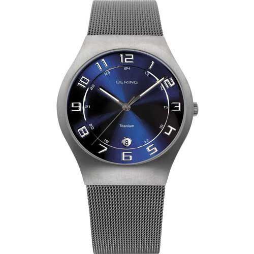 Bering Men's Titanium Watch