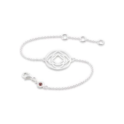 Picture of Base Chakra Chain Bracelet