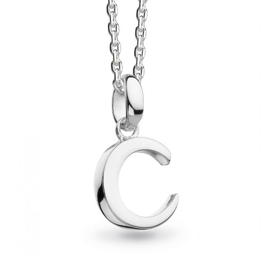 Picture of KH inital C Necklace