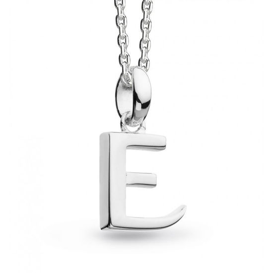 Picture of KH Initial E Necklace