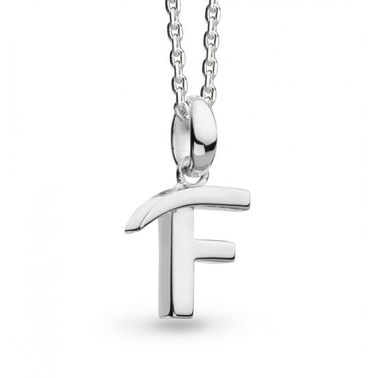 Picture of KH Initial F Necklace