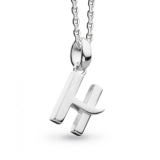 Picture of KH Initial H Necklace