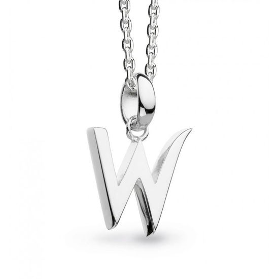 Picture of KH Initial W Necklace