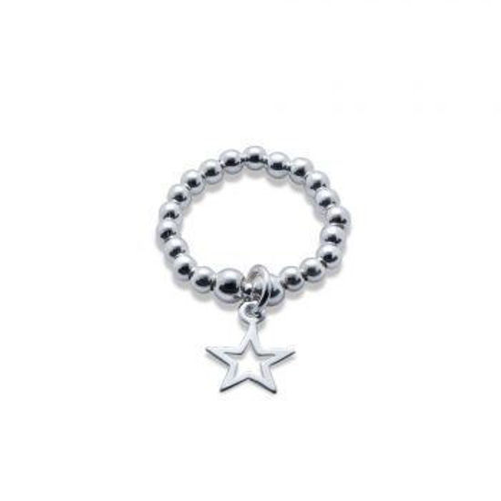 Picture of Open Star Ring