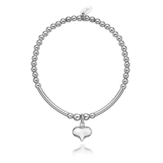 Picture of Paris Heart Tube Bracelet