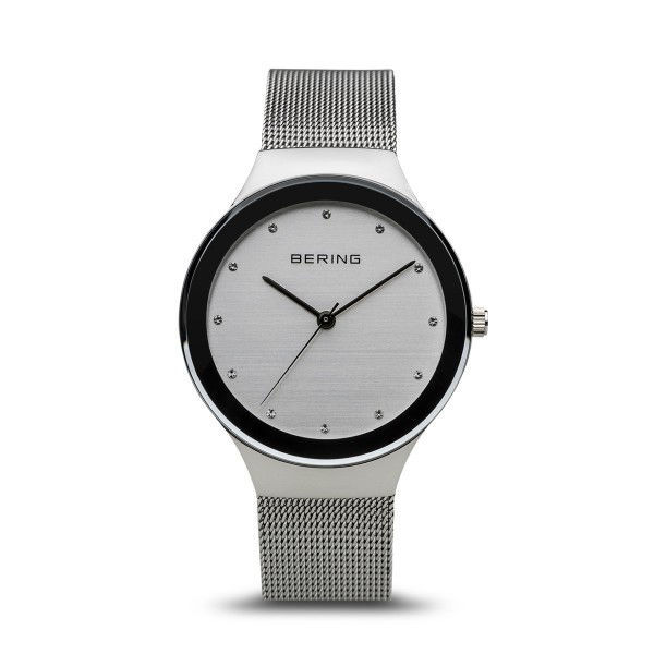 Picture of Bering Classic Silver Mesh Watch