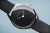 Picture of Bering Ultra Slim Black Leather Watch