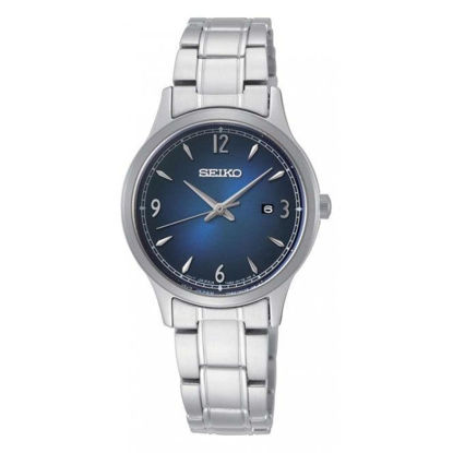 Picture of Seiko Blue Dial Watch