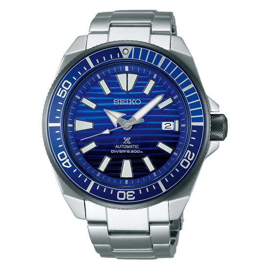 Picture of Seiko Save The Ocean Blue Whale Special Edition