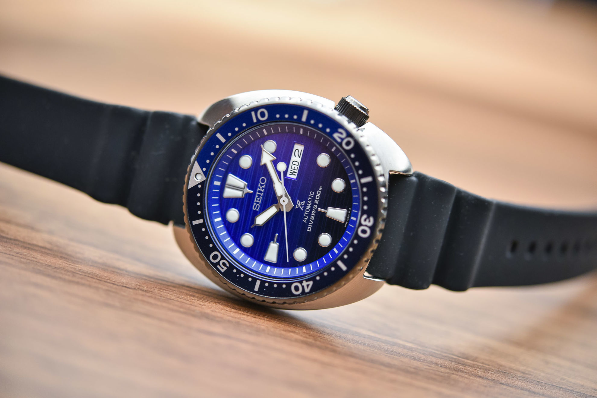 Picture of Seiko Prospex Turtle Save the Ocean Special Edition