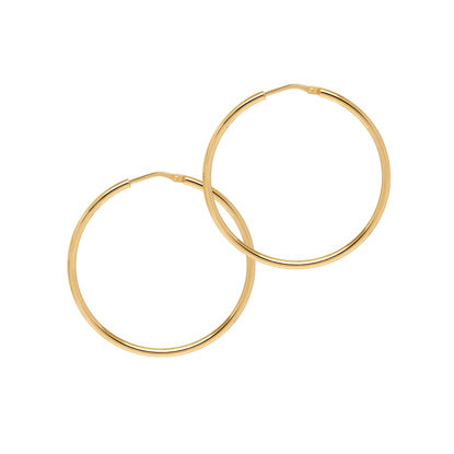 Picture of The Hoop Station La Chica Latina Gold 38mm