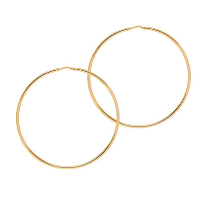 Picture of The Hoop Station La Chica Latina Gold 63mm