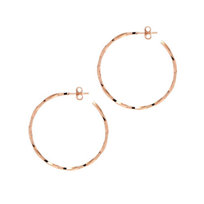 Picture of The Hoop Station La Lago Di Como Rose Gold