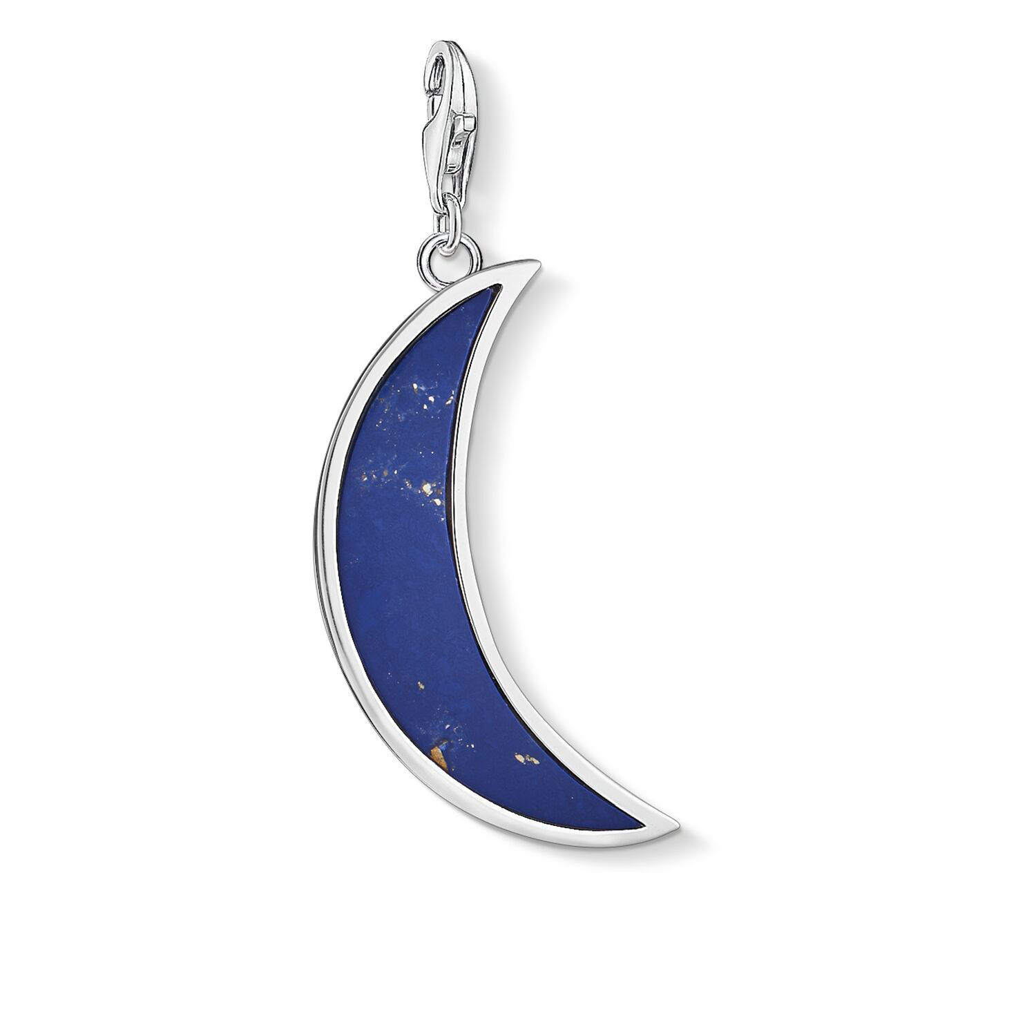 Picture of Dark Blue Moon Charm