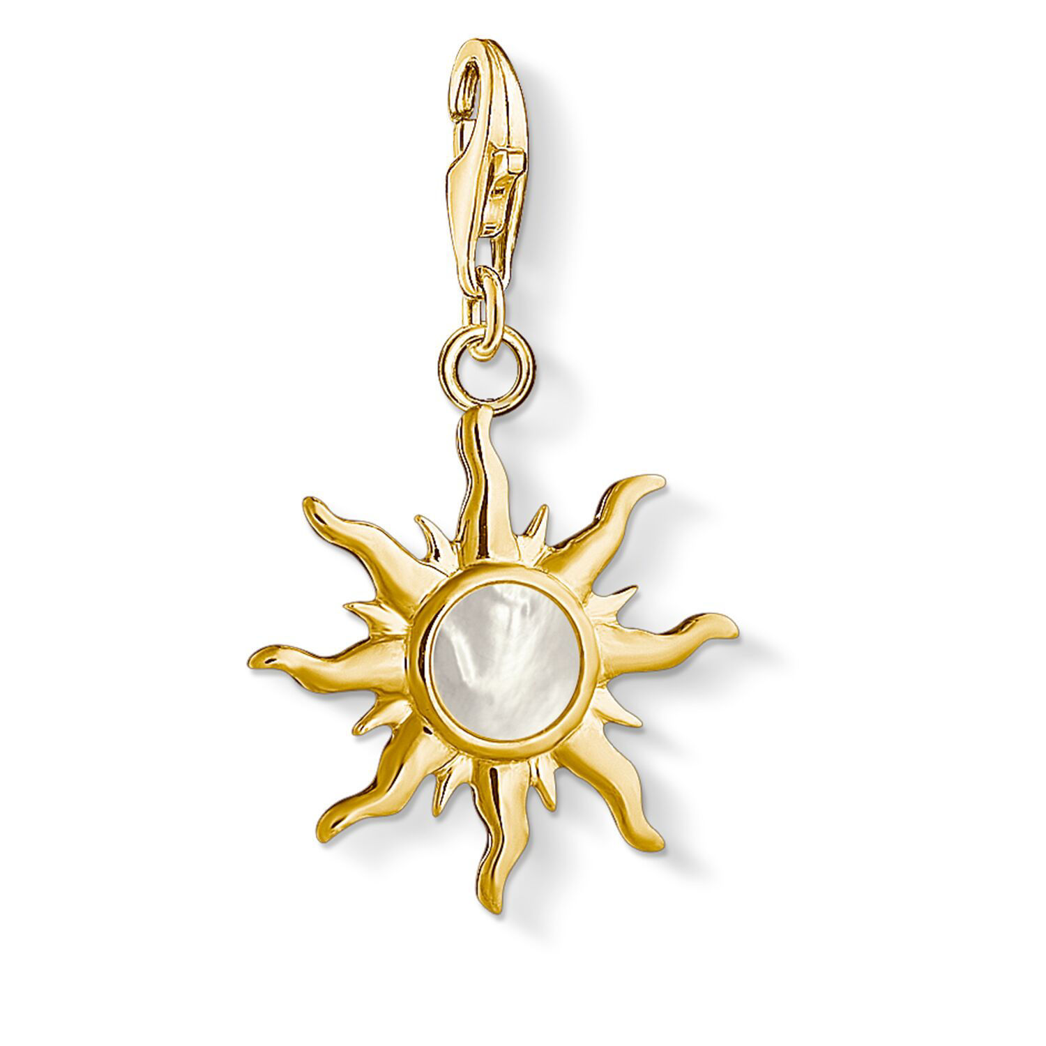 Picture of Sun with Mother of Pearl Charm