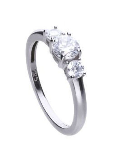 Picture of Triple Stone Ring