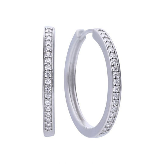 Picture of Classic Hoop Earrings