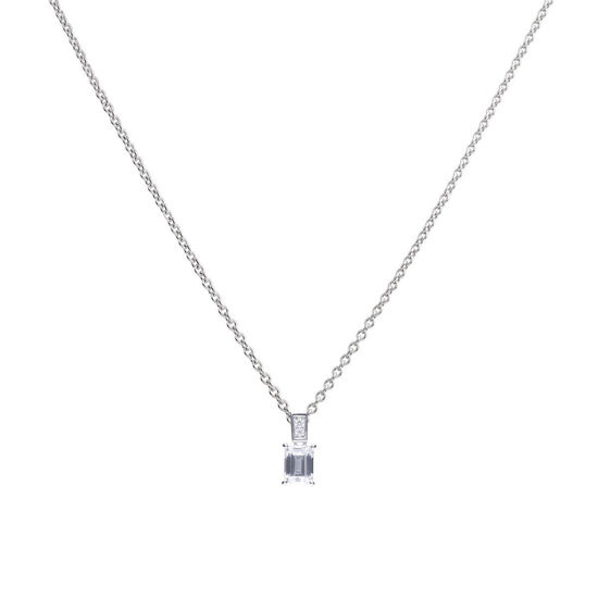 Picture of Emerald Cut Necklace