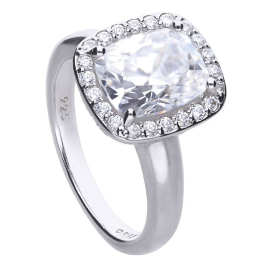 Picture of Cushion Cut Cocktail Ring