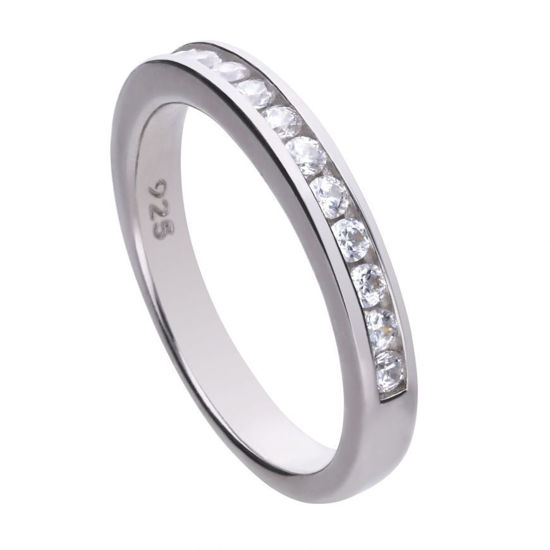 Picture of 0.36 Ct Band Ring Channel Set