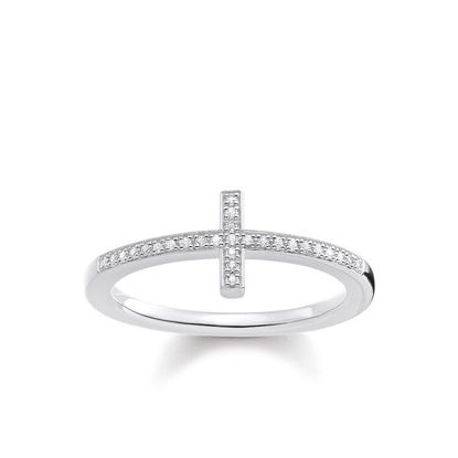 Picture of Diamond Cross Ring