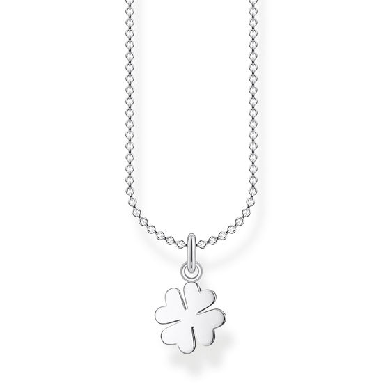 Picture of Plain Clover Necklace