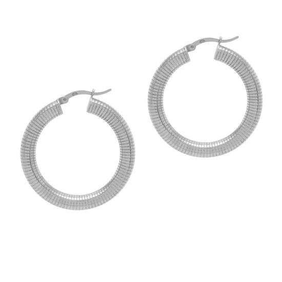 Picture of The Hoop Station La Linea in Silver