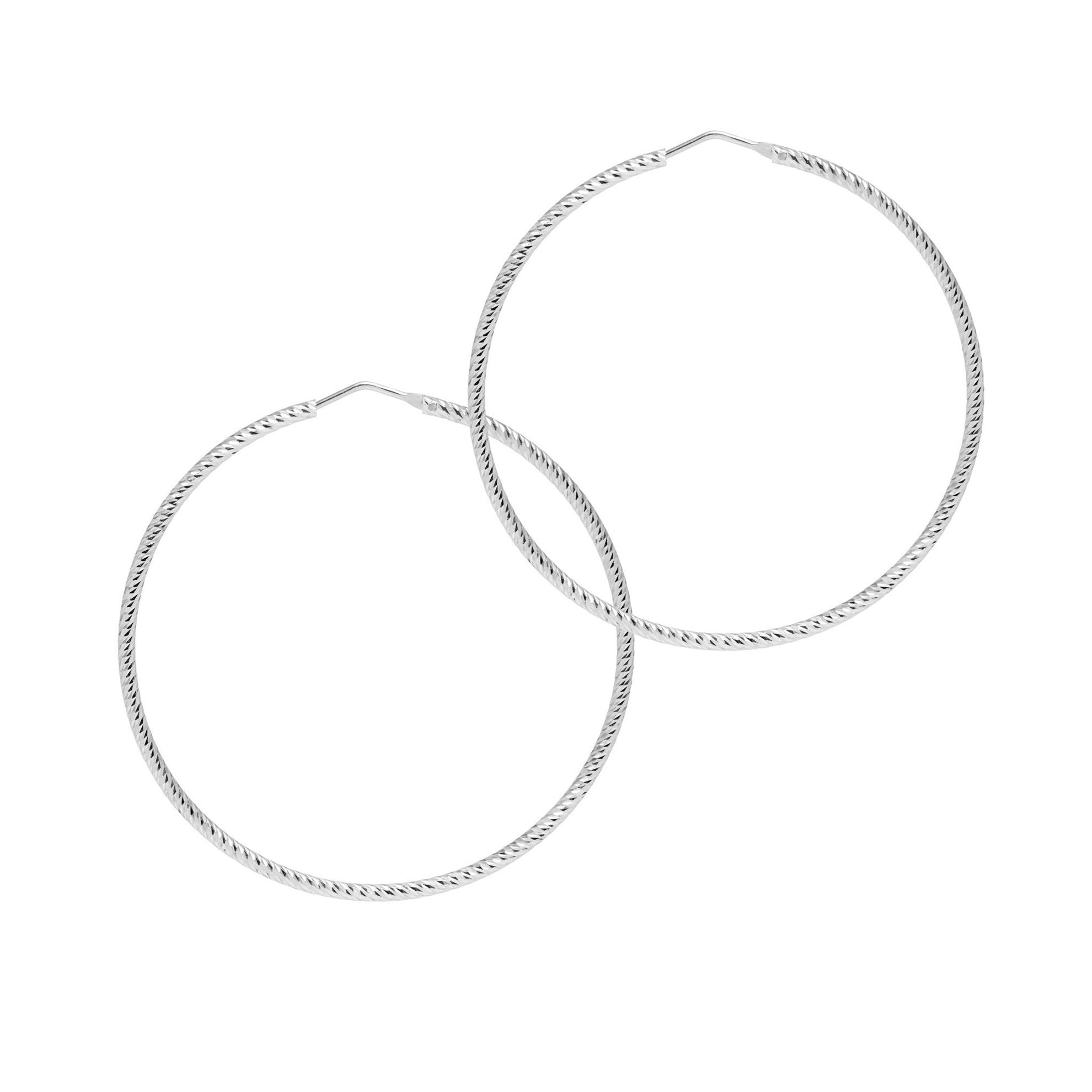 Picture of The Hoop Station La Roma Silver 56mm