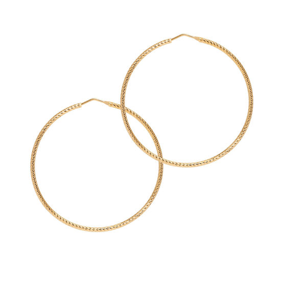 Picture of The Hoop Station La Roma Gold 56mm