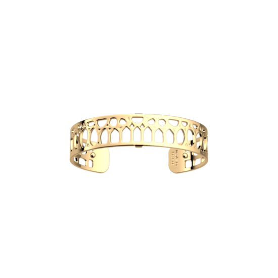 Picture of Crocodile Bracelet 14 mm Gold finish