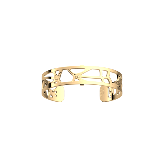 Picture of Fleurs du Nil Bracelet 14 mm Gold finish