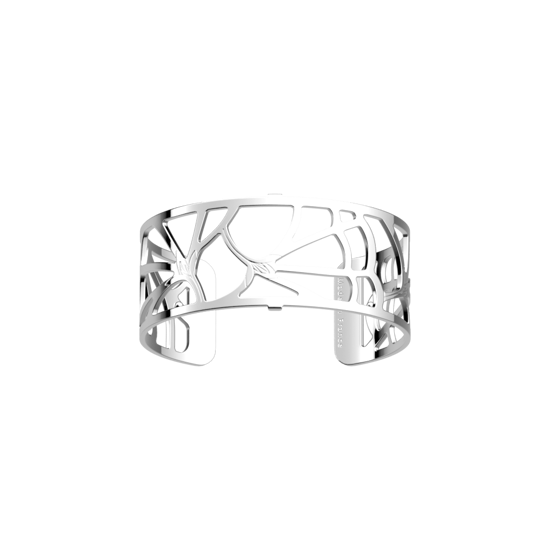 Picture of Fleurs du Nil Bracelet 25 mm Silver finish