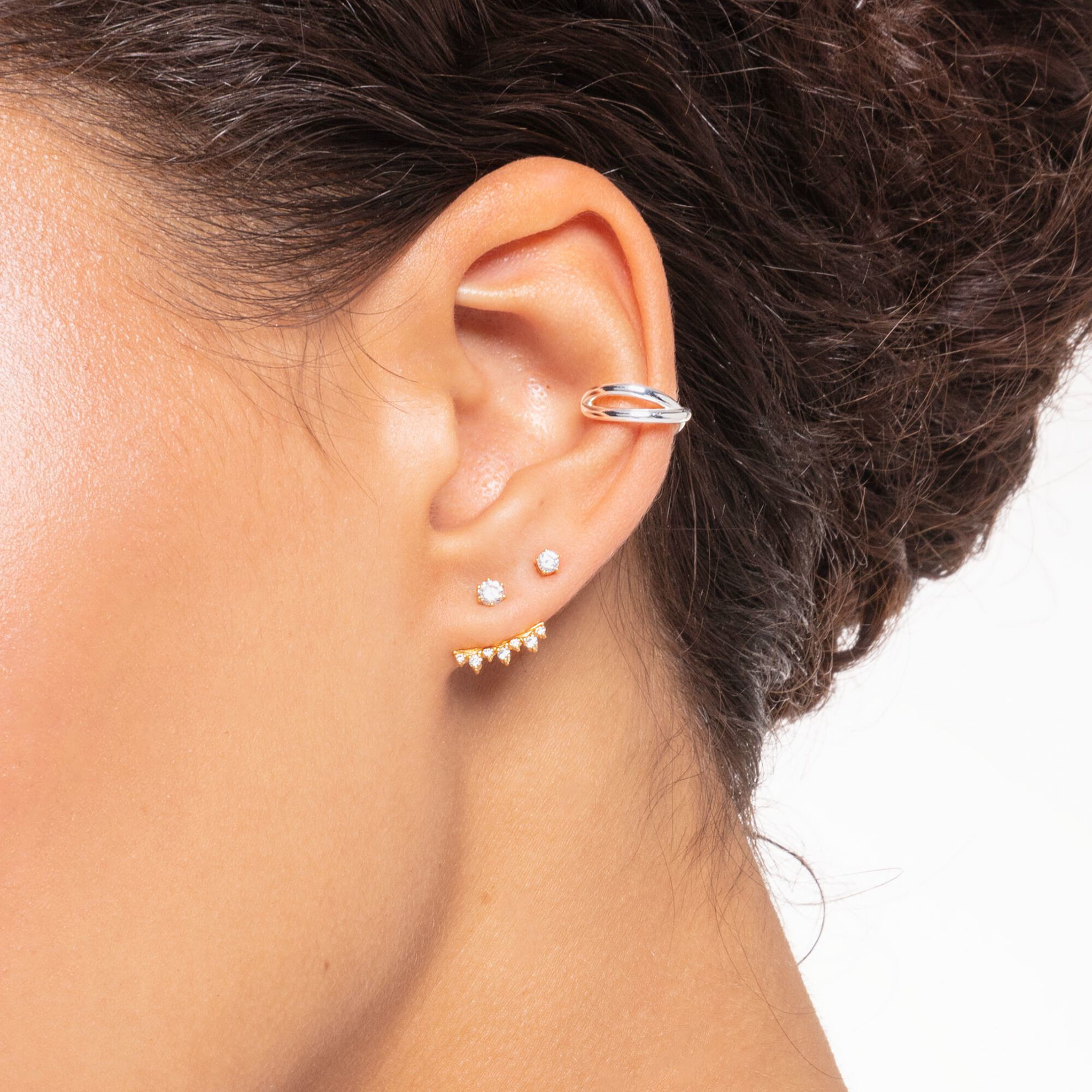 Picture of Ear Cuff in Silver