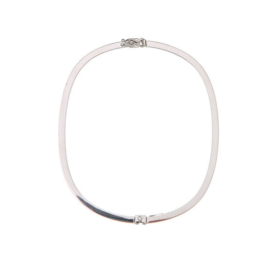 Picture of 9ct White Gold Bangle