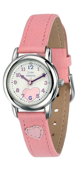 Picture of Pink D for Diamond Watch