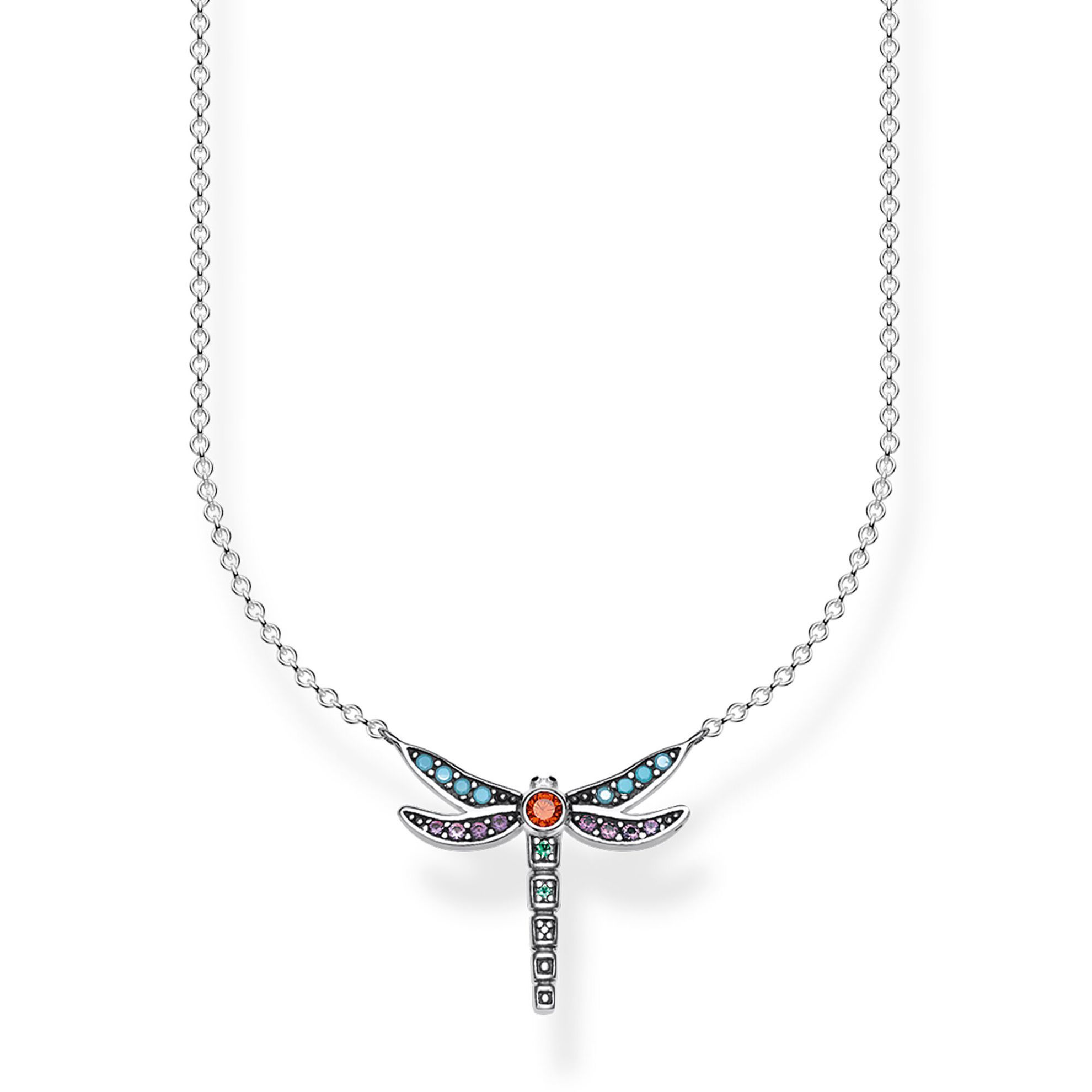 Picture of Small Dragonfly Necklace