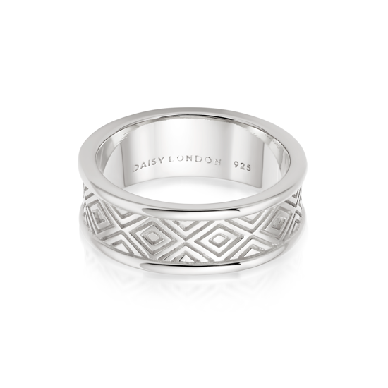 Picture of Artisan Chunky Ring Sterling Silver
