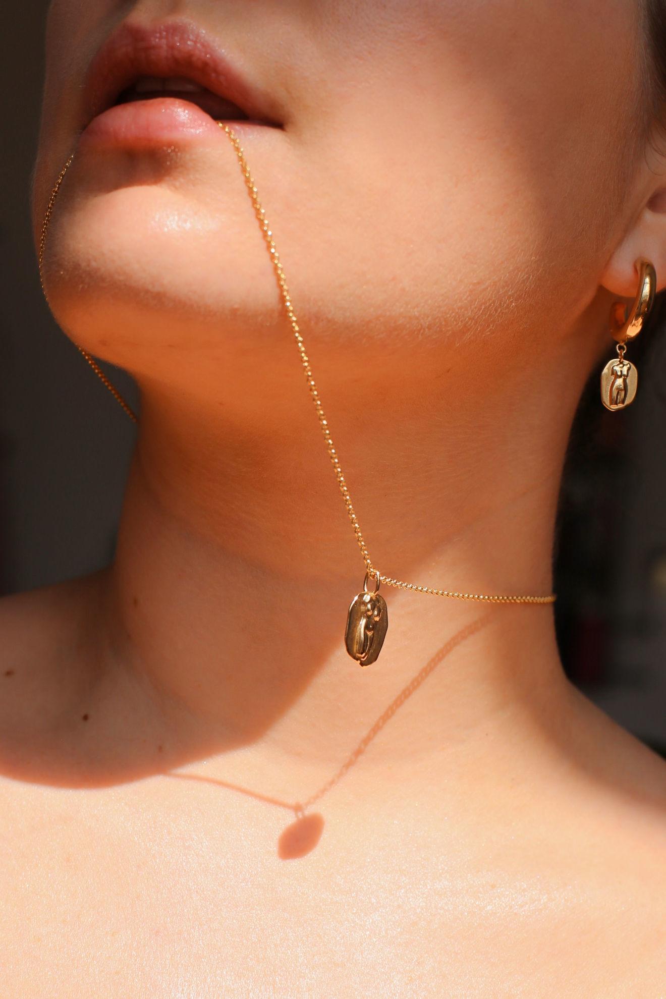 Picture of Aphrodite Vita Gold Necklace