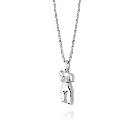 Picture of Vita Necklace Sterling Silver