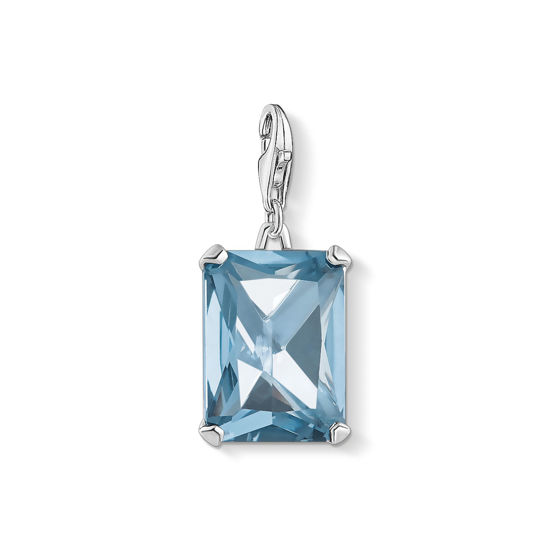 Picture of Large Blue Stone Charm