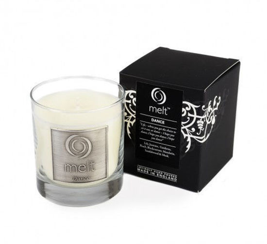 Picture of Dance Luxury Glass Candle